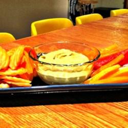 Erin's Jalapeno Hummus