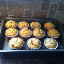 Most Requested Banana Chocolate Chip Muffins Recipe