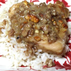Pecan Dijon Chicken Recipe