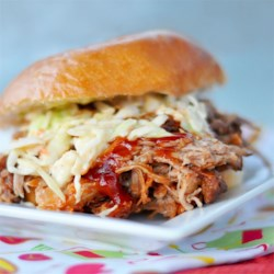 Valerio's Pulled Pork Sandwich