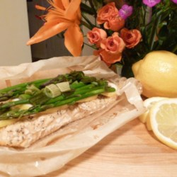 Carly's Salmon En Papillote (In Paper) Recipe