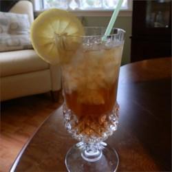 Sauza (r) Iced tea