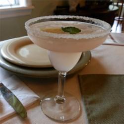 Sauza (r) Raspberry Basil Margarita
