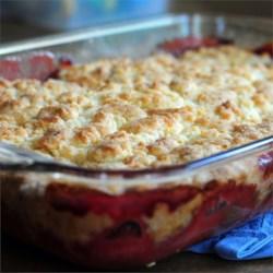 Nikki's Best Rhubarb Dessert Ever