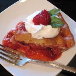 Old Fashioned Strawberry Pie Recipe