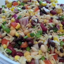 Mexican Orzo Salad Recipe