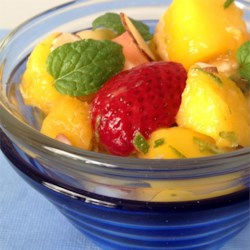 Tipsy Fruit Recipe