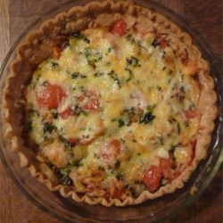 Summer Tomato Pie Recipe