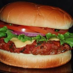 Spicy Turkey Burgers |