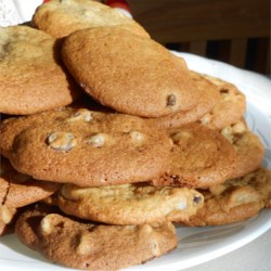 Chocolate Chip Cookies With Agave