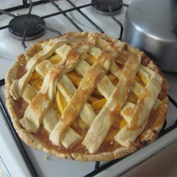 Maui Girl's Mango Pie Recipe