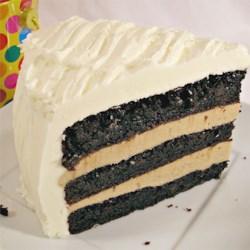Mother's Day Mocha Cake