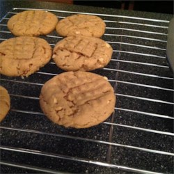Robin's Peanut Butter Cookies Recipe
