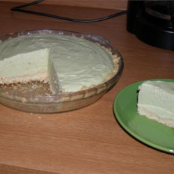 Cake Recipes: Avocado Lime Cheesecake