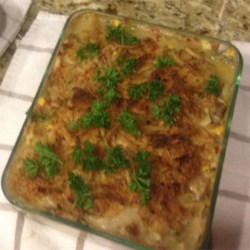 Mushroom and Asparagus Casserole Recipe