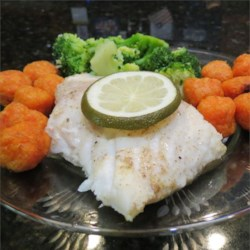 Key West-Style Baked Grouper Recipe