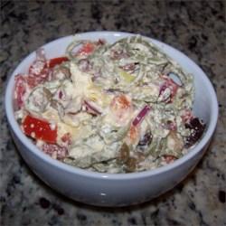 Salad Taverna Recipe