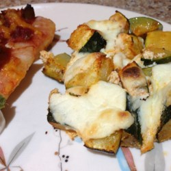 Zucchini and Ricotta Casserole Recipe