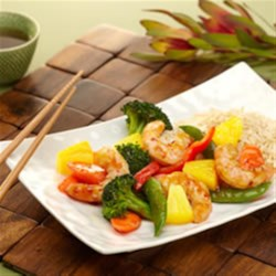 Photo of Fiery Dragon Stir-Fry by Dole