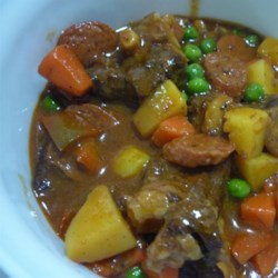 Caldereta (Filipino Beef and Chorizo Stew) Recipe