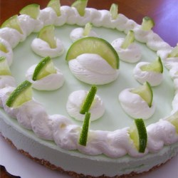 Frozen Margarita Pie Recipe