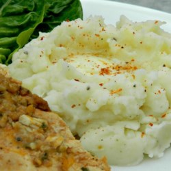 Mashed Potatoes and Apples Recipe