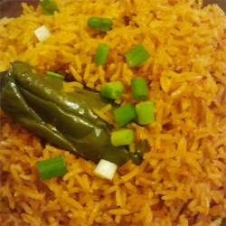 Maria's Mexican Rice Recipe