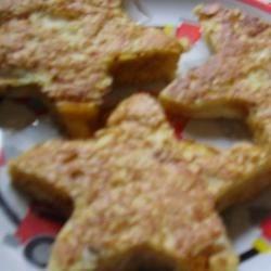 French Toast Stars