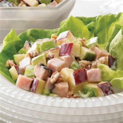 Boar's Head® Maple Honey Turkey Waldorf Salad