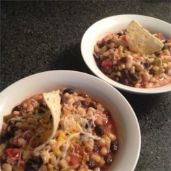 Moira Mitchell's Quick and Easy Taco Soup Recipe