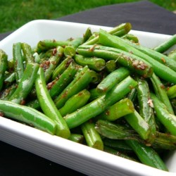 Ken Shoe Green Beans Recipe