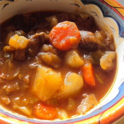 Beef and Cabbage Stew Recipe