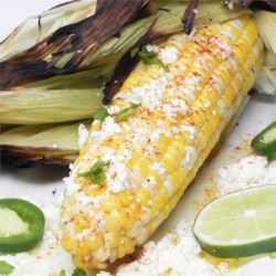 Mexican Corn on the Cob (Elote) Recipe