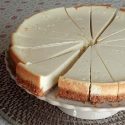 Perfect Cheesecake Everytime Recipe
