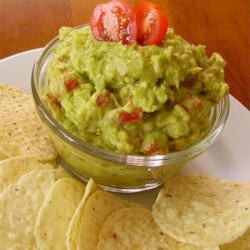 Brittany's Best Guacamole Recipe