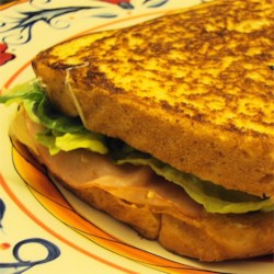 Christy's Awesome Hot Ham and Cheese Recipe