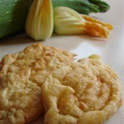 Zucchini Blossom a la Feta Recipe