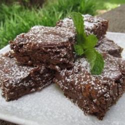 Avocado Peanut Butter Brownies (Vegan) Recipe