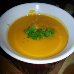 Butternut Squash Soup II Recipe