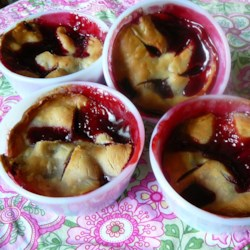 Mom's Baby Berry Pies Recipe
