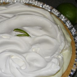 Florida Key Lime Pie Recipe