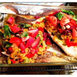 Stuffed Flounder Recipe