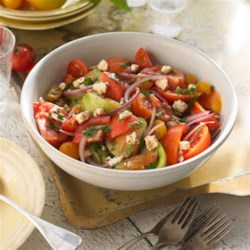 Heirloom Tomato Salad Recipe