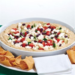 5-Layer Greek Dip