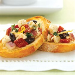 Greek Antipasto from ATHENOS Recipe