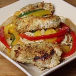 Three Pepper Chicken Recipe