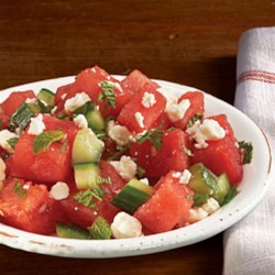 Photo of Refreshing Watermelon Salad from ATHENOS by ATHENOS