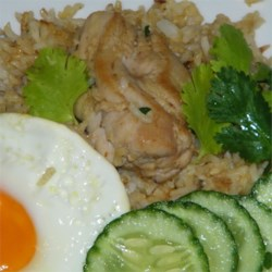 Indonesian Nasi Goreng Recipe