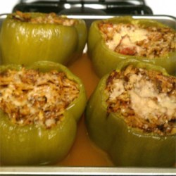 Irresistible Healthy Vegetarian Stuffed Peppers Recipe