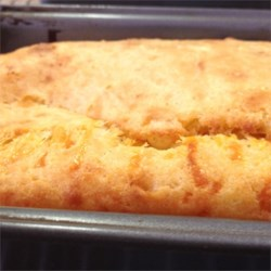 Quick and Easy Cheese Bread